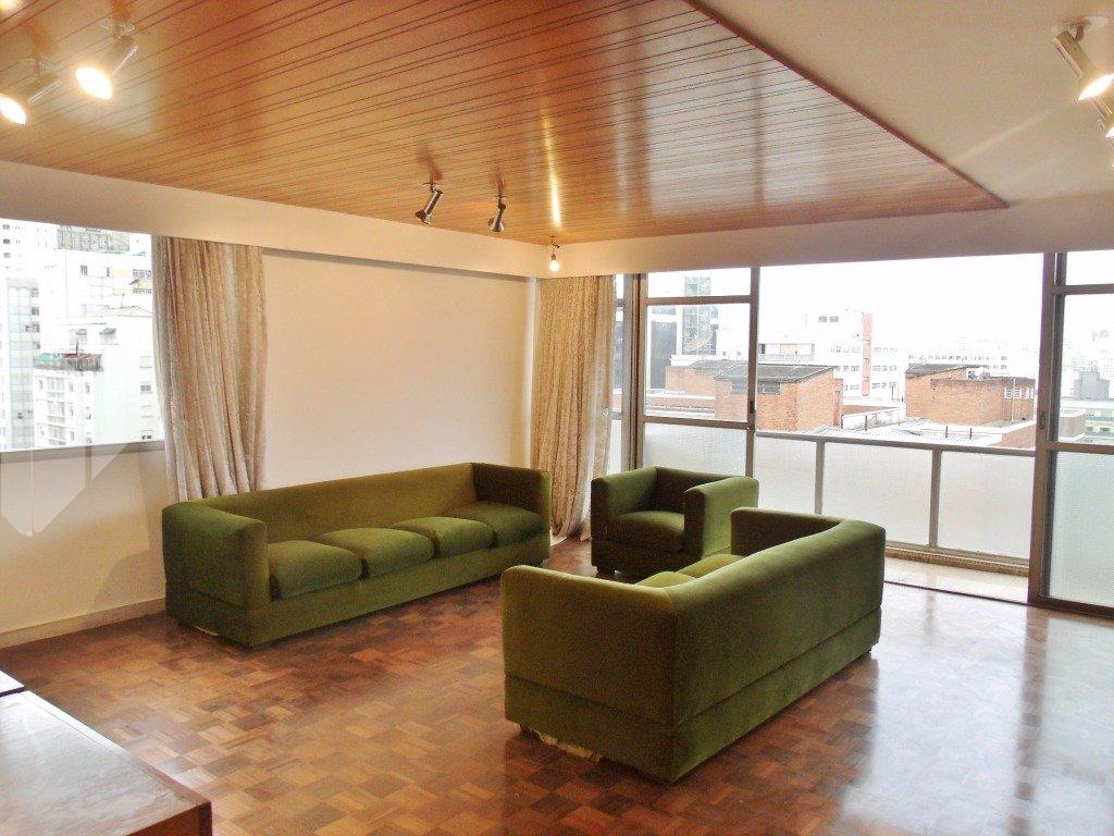 Apartamento 3 quartos para alugar no bairro Higienópolis, em Sao Paulo