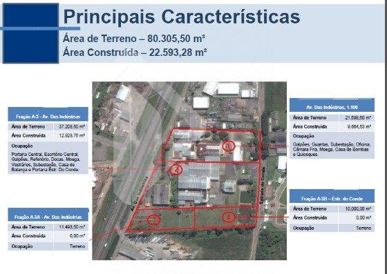 Predio Comercial à venda em Distrito Industrial, Eldorado Do Sul - RS
