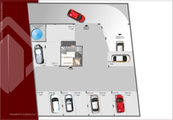 Apartamentos de 2 dormitórios à venda em Centro, Carlos Barbosa - RS