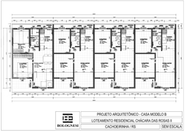 Casa Em Condominio de 2 dormitórios à venda em Morada Do Bosque, Cachoeirinha - RS
