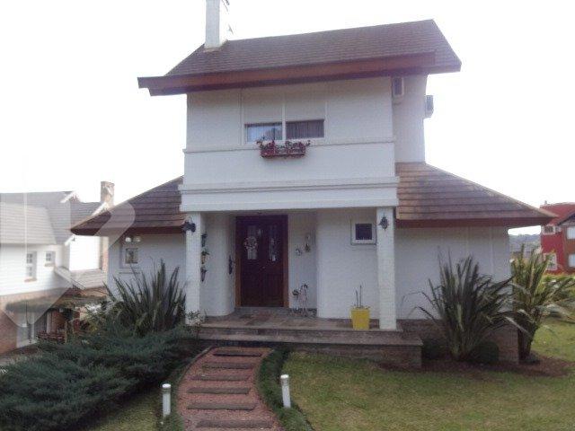 Casa em condomínio 4 quartos à venda no bairro Saint Moritz, em Gramado
