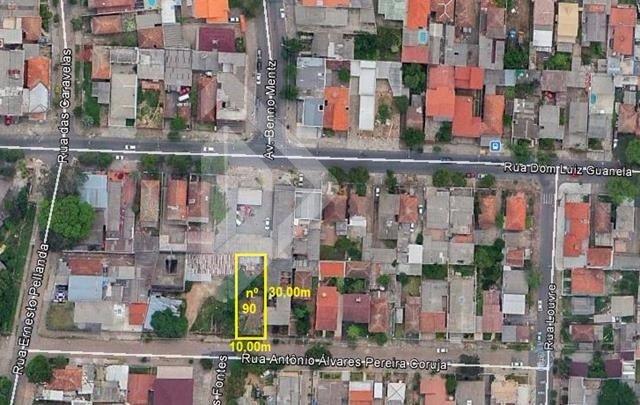 Terreno à venda em Jardim Itu Sabará, Porto Alegre - RS