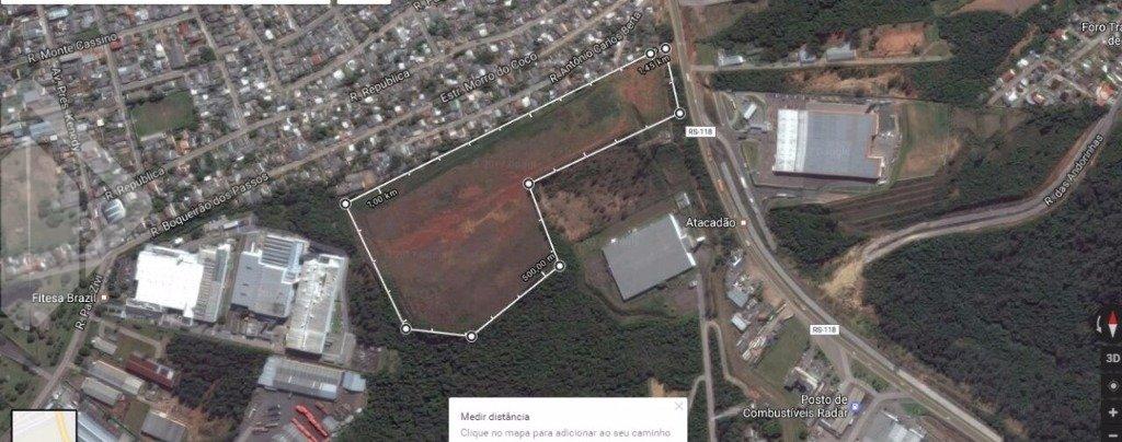 Terreno à venda em Jansen, Gravataí - RS