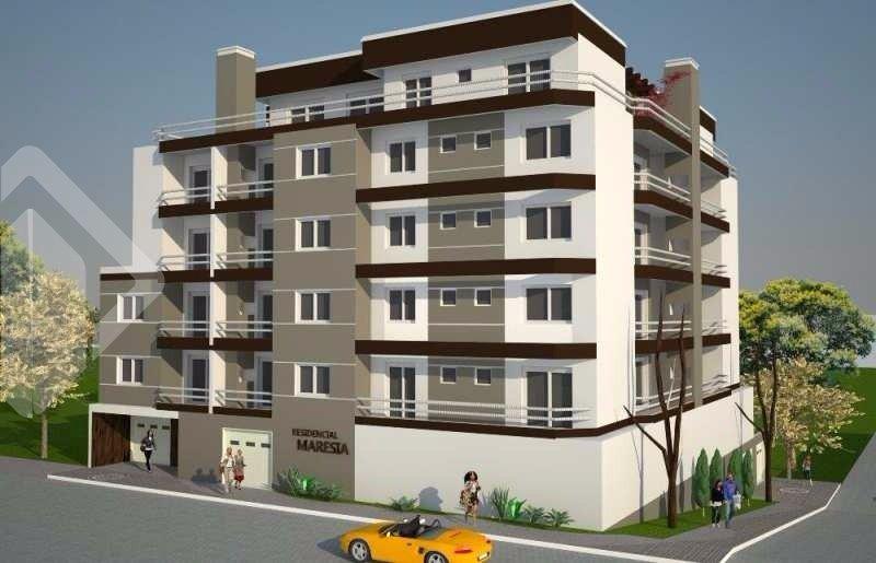 Apartamentos de 2 dormitórios à venda em Centro, Santa Clara Do Sul - RS