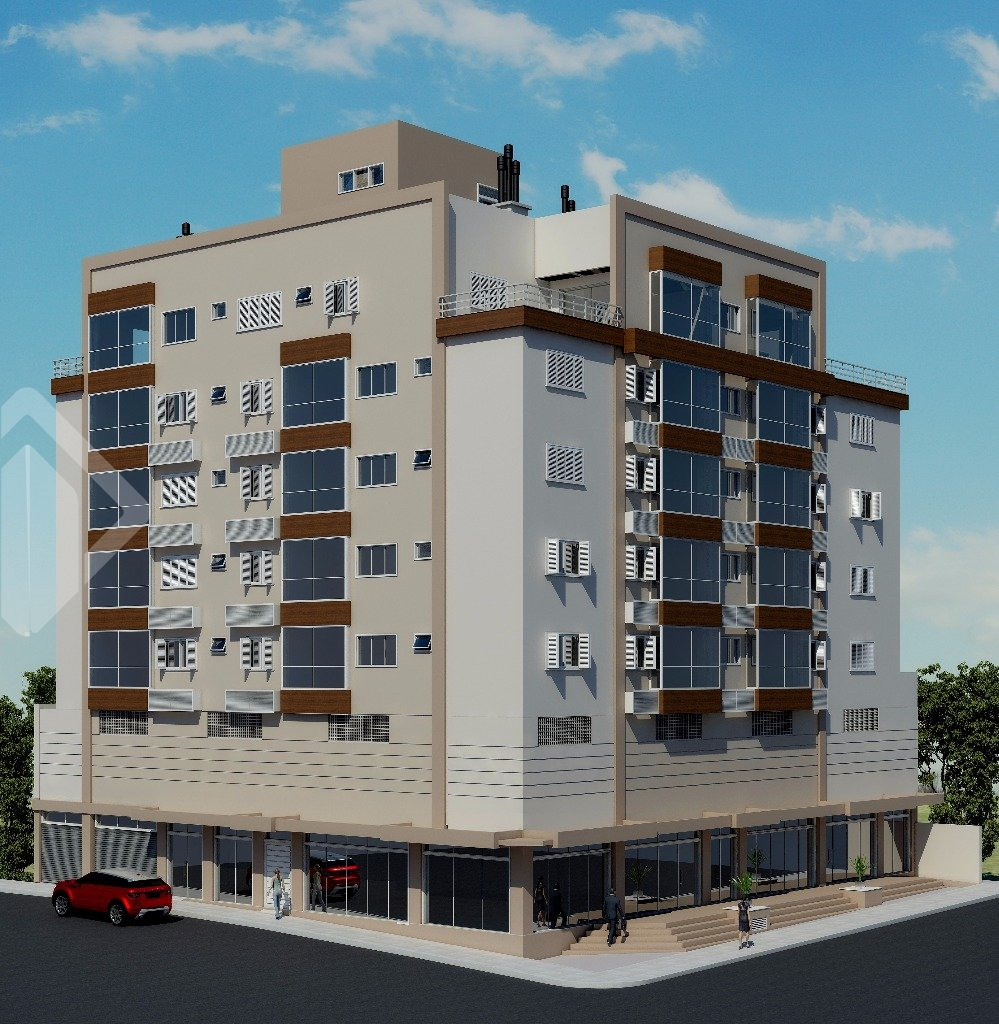 Coberturas de 3 dormitórios à venda em Oriental, Estrela - RS