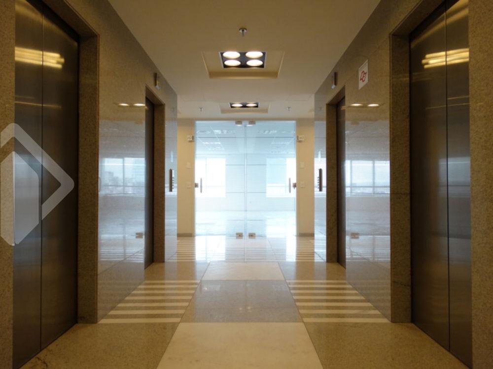 Sala/conjunto comercial para alugar no bairro Brooklin Novo, em São Paulo