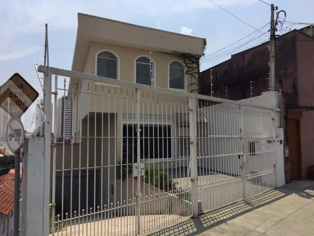 Casa comercial para alugar no bairro Vila Romana, em São Paulo