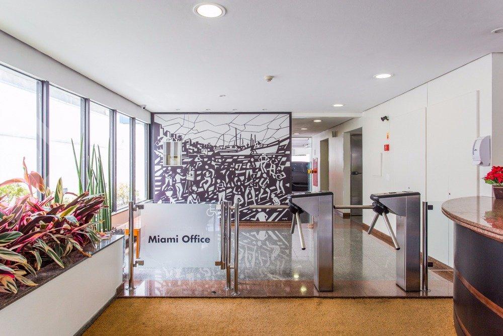 Sala/conjunto comercial para alugar no bairro ITAIM BIBI, em São Paulo