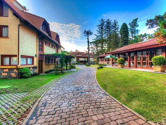 Casa Em Condominio de 5 dormitórios à venda em Planalto, Gramado - RS