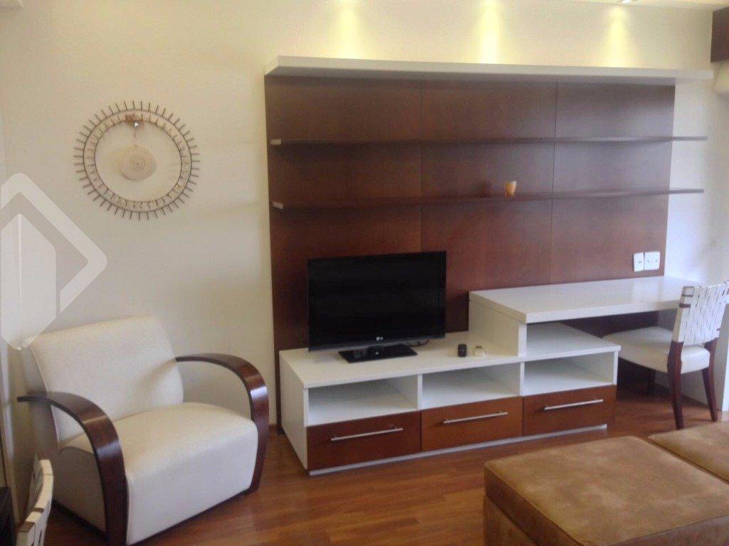 Flat 1 quarto para alugar no bairro Paraíso, em São Paulo