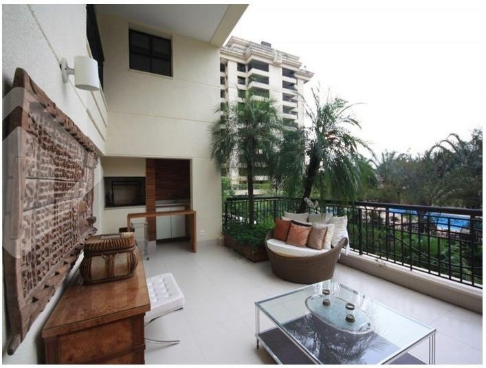 Apartamento 4 quartos para alugar no bairro Alto de Pinheiros, em São Paulo