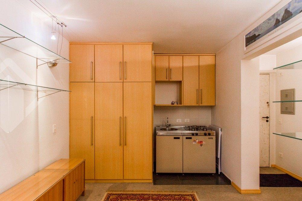 Apartamento 1 quarto para alugar no bairro Vila Clementino, em São Paulo