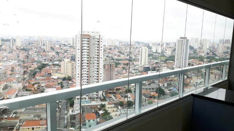 Apartamentos de 1 dormitório à venda em Vila Dom Pedro I, São Paulo - SP