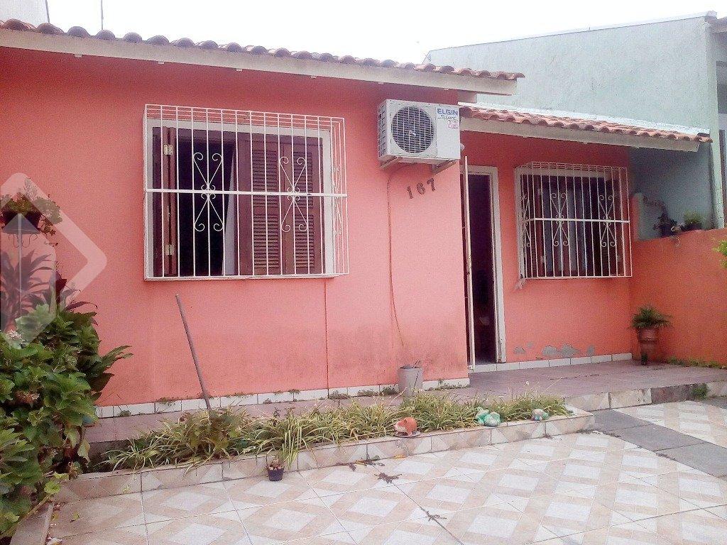 Casa de 2 dormitórios à venda em Jardim Algarve, Alvorada - RS