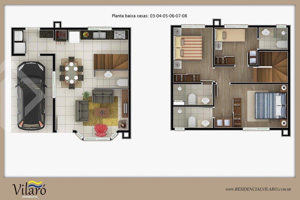 Casa de 3 dormitórios à venda em Vila Suzana, Canela - RS