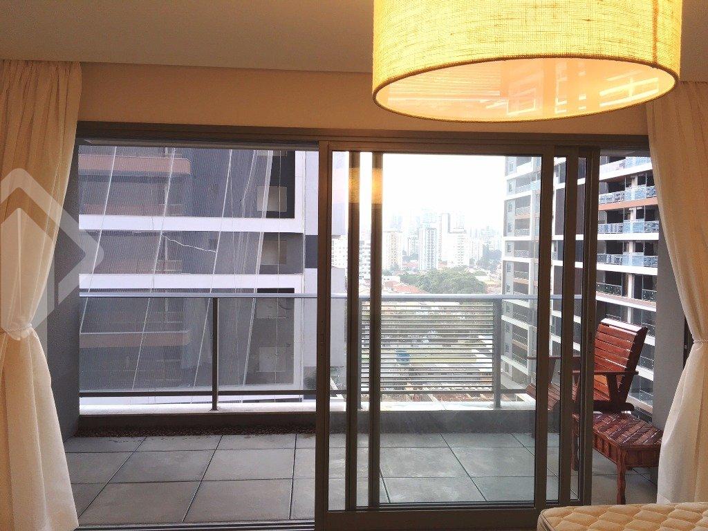 Apartamento 1 quarto para alugar no bairro Brooklin Paulista, em São Paulo