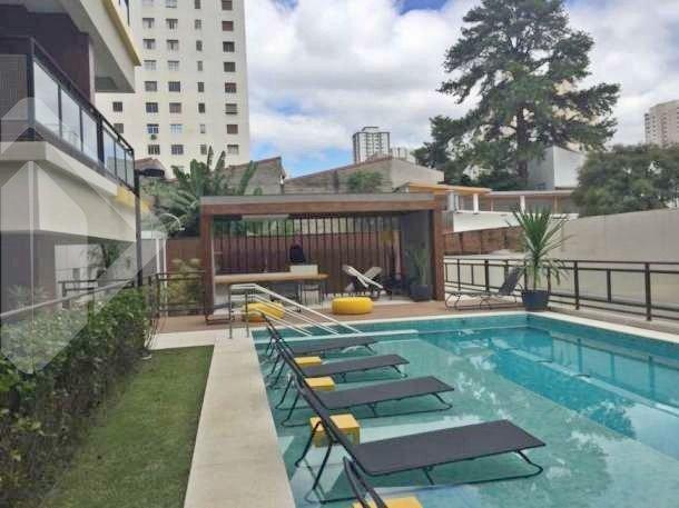 Apartamento 1 quarto para alugar no bairro Vila Pompéia, em São Paulo