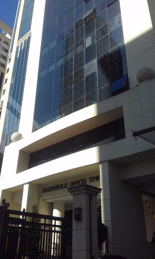 Sala/conjunto comercial para alugar no bairro Consolação, em São Paulo
