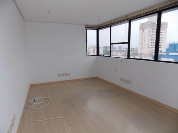 Sala/conjunto comercial para alugar no bairro Santana, em Porto Alegre