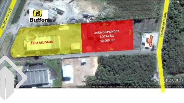 Lote/terreno para alugar no bairro Centro, em Eldorado Do Sul