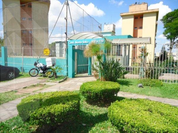 Apartamento 1 quarto para alugar no bairro Santo Antonio, em Porto Alegre
