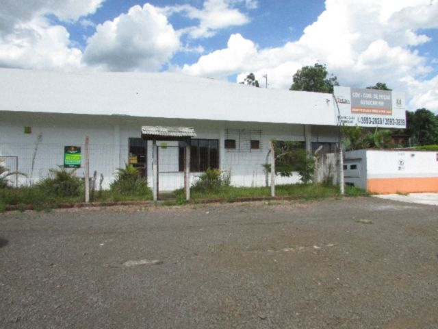 Prédio para alugar no bairro Rio Branco, em Novo Hamburgo