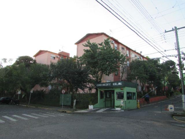 Apartamento 1 quarto para alugar no bairro Canudos, em Novo Hamburgo