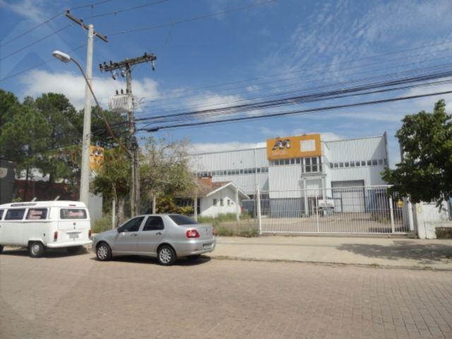Depósito/armazém/pavilhão para alugar no bairro Sao Joao, em Porto Alegre