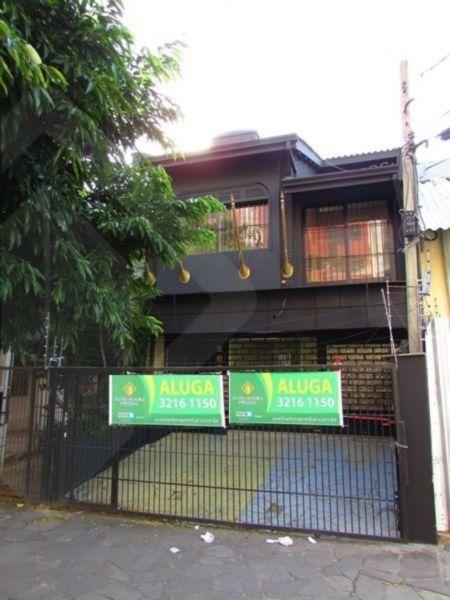 Casa comercial 6 quartos para alugar no bairro Floresta, em Porto Alegre