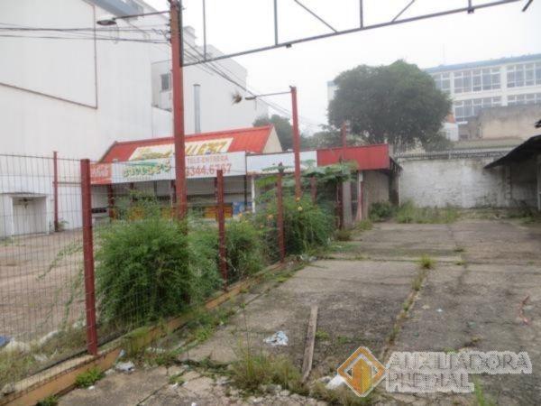 Lote/terreno para alugar no bairro Cristo Redentor, em Porto Alegre