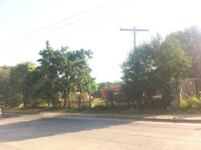 Lote/terreno para alugar no bairro Floresta, em Porto Alegre