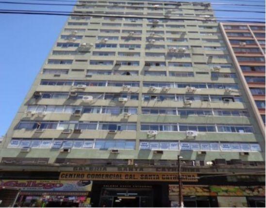 Sala/conjunto comercial 1 quarto para alugar no bairro Centro, em Porto Alegre