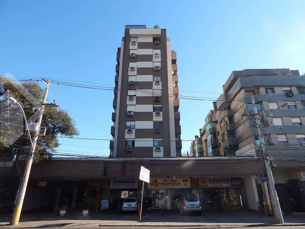 Apartamento 2 quartos para alugar no bairro Menino Deus, em Porto Alegre