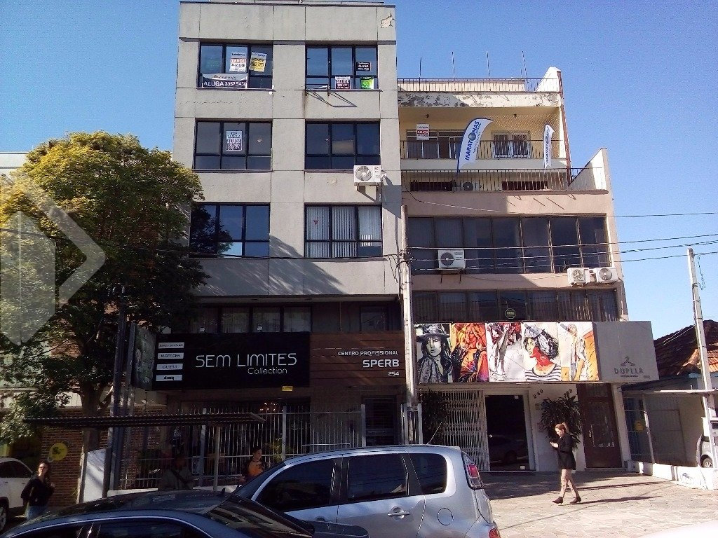 Sala/conjunto comercial à venda no bairro Auxiliadora, em Porto Alegre