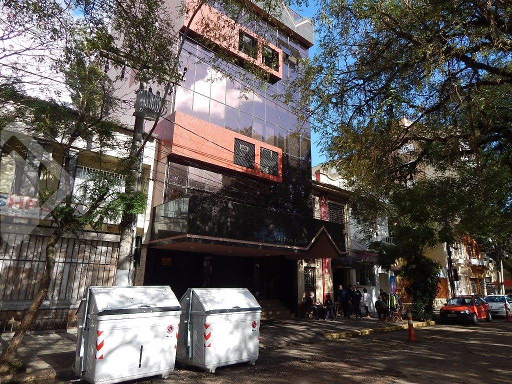 Sala/conjunto comercial para alugar no bairro Farroupilha, em Porto Alegre