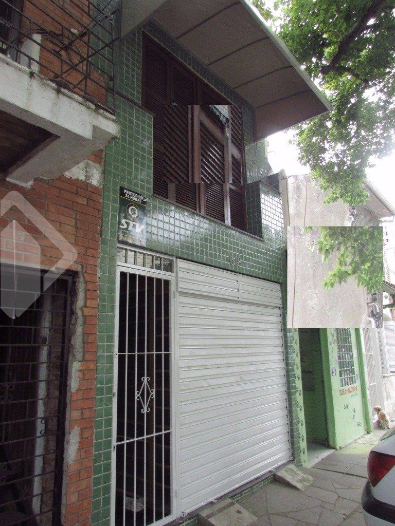 Casa 1 quarto para alugar no bairro Menino Deus, em Porto Alegre