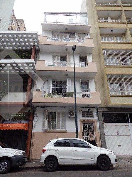 Kitnet/jk 1 quarto para alugar no bairro Centro Histórico, em Porto Alegre