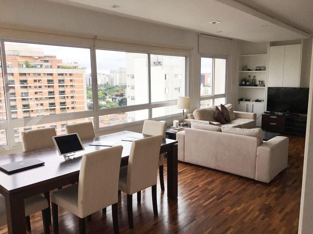 Apartamento 2 quartos à venda no bairro Pinheiros, em São Paulo