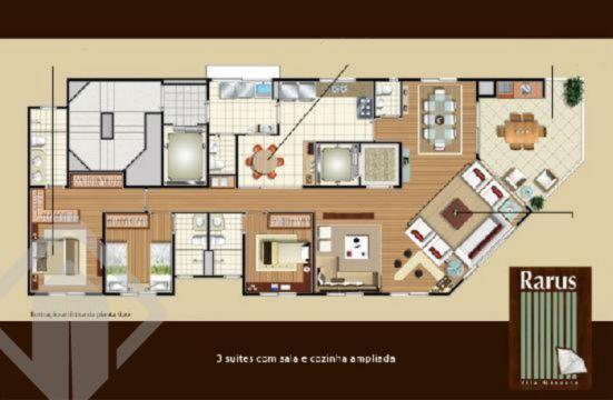 Coberturas de 4 dormitórios à venda em Vila Mascote, São Paulo - SP