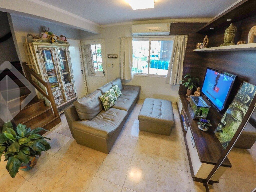 Casa em condomínio 2 quartos à venda no bairro Aberta dos Morros, em Porto Alegre