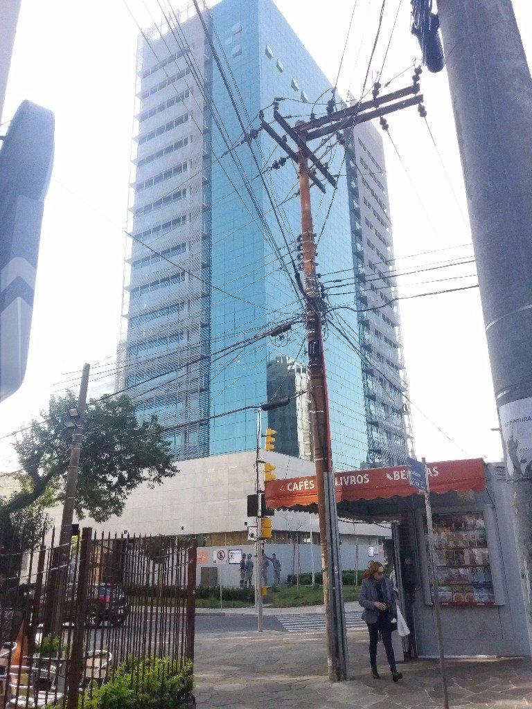 Sala/conjunto comercial para alugar no bairro Independência, em Porto Alegre