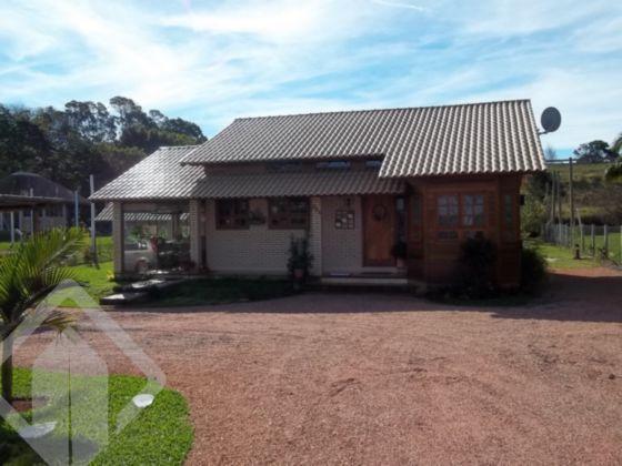 Casa em condomínio 2 quartos à venda no bairro Paragem dos Verdes Campos, em Gravataí