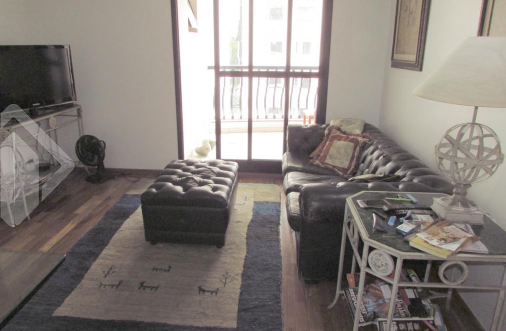 Apartamento 3 quartos à venda no bairro Moema Índios, em São Paulo