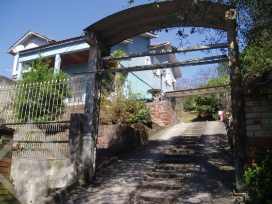 Casa 4 quartos à venda no bairro Agronomia, em Porto Alegre