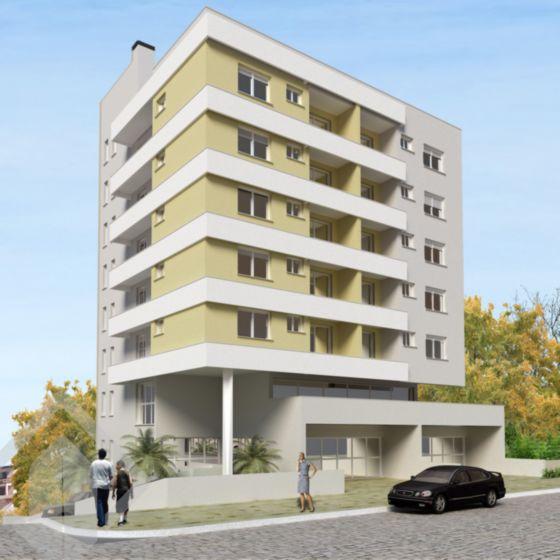 Apartamento 2 quartos à venda no bairro São José, em Caxias do Sul