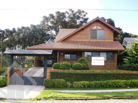 Casa 4 quartos à venda no bairro Bosque Sinosserra, em Canela