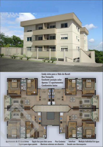 Apartamento à venda no bairro Progresso, em Bento Gonçalves