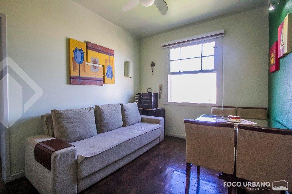 Apartamento 1 quarto à venda no bairro Bom Fim, em Porto Alegre