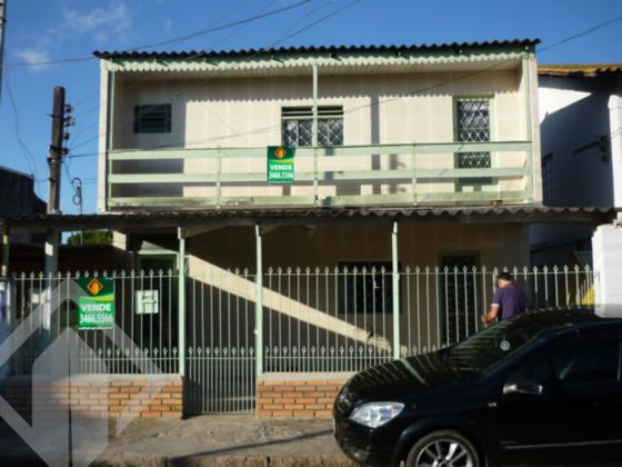 Casa 4 quartos à venda no bairro Humaitá, em Porto Alegre