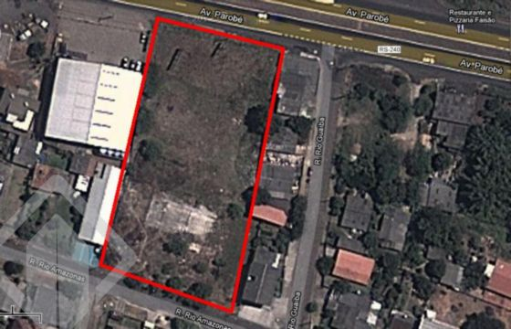 Lote/terreno à venda no bairro Scharlau, em São Leopoldo